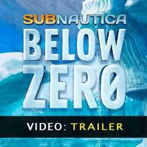 Subnautica Below Zero Vídeo Del Tráiler