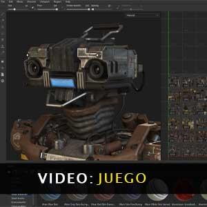 Substance Painter 2021 trailer video