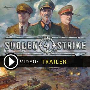 Comprar Sudden Strike 4 CD Key Comparar Precios