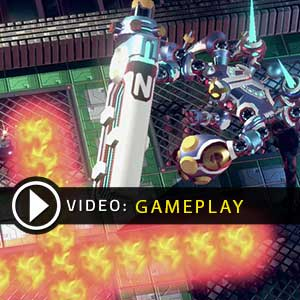 Super Bomberman R Nintendo Switch Gameplay Video