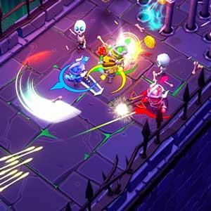 Dungeons Epic boss battle