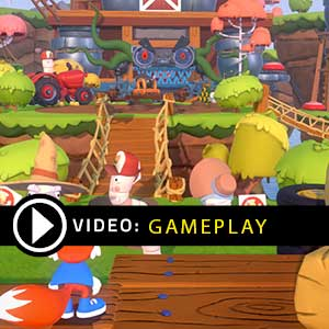 Super Luckys Tale Gameplay Video
