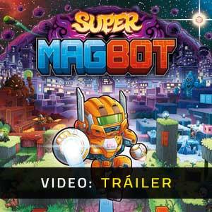 Super Magbot Tráiler En Vídeo