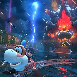 Super Mario 3D World + Bowser s Fury Nintendo Switch - Nubes de trueno