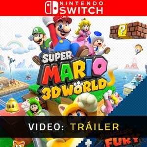 Super Mario 3D World + Bowser s Fury Nintendo Switch Video Trailer