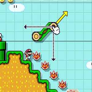 Video de juego de Super Mario Maker 2