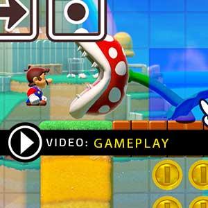 Super Mario Maker 2 Gameplay Video