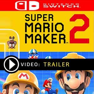 Comprar Super Mario Maker 2 Nintendo Switch Barato comparar precios