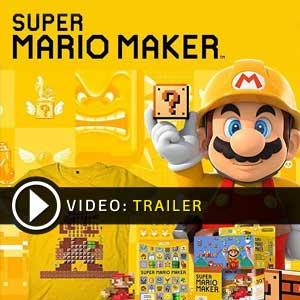 Super Mario Maker Nintendo Wii U Precios Digitales o Edición Física