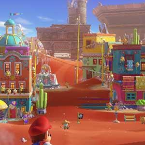 Super Mario Mushroom Kingdom