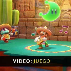Super Mario Odyssey vídeo de juego