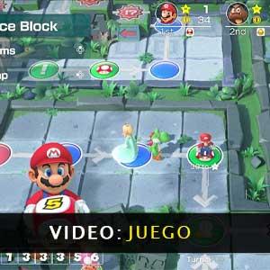 Super Mario Party Nintendo Switch vídeo de juego