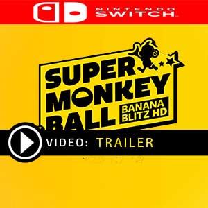 Super Monkey Ball Banana Blitz HD Nintendo Switch Prices Digital or Box Edition