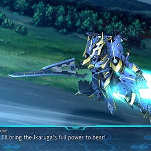 Super Robot Wars 30 Ikaruga