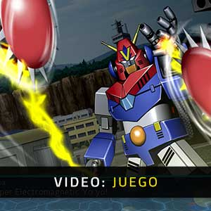 Super Robot Wars 30 Gameplay Video