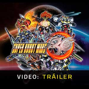 Super Robot Wars 30 Tráiler de vídeo