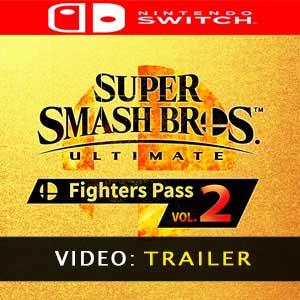 Comprar Super Smash Bros Ultimate Fighters Pass 2 Nintendo Switch Barato comparar precios