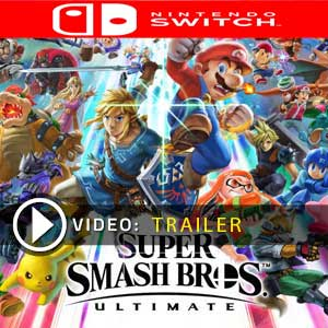 Super Smash Bros Ultimate Nintendo Switch Prices Digital or Box Edicion