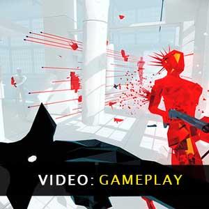 SUPERHOT MIND CONTROL DELETE Gameplay Video