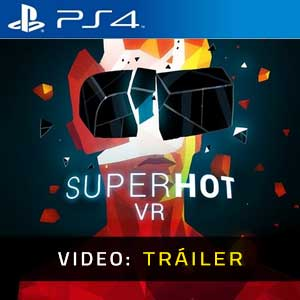 SUPERHOT VR PS4 Video dela campaña