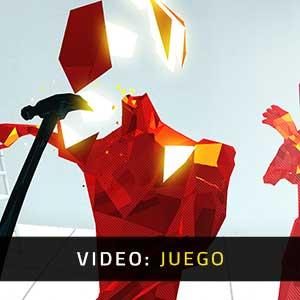 SUPERHOT VR Video del juego