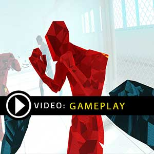 SUPERHOT VR Gameplay Video