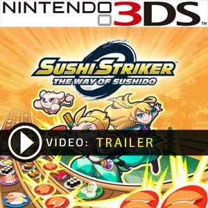 Sushi Striker The Way of Sushido Nintendo 3DS Prices Digital or Box Edicion