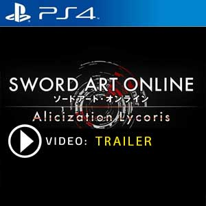 Comprar Sword Art Online Alicization Lycoris PS4 Barato Comparar Precios