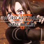 Nuevo trailer de Sword Art Online Fatal Bullet presenta la historia y otras cosas