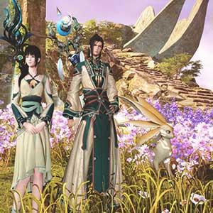 Swords of Legends Online - Hombre y mujer