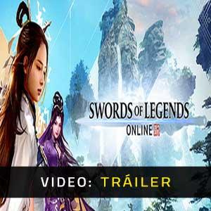 Swords of Legends Online Video dela campaña