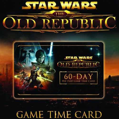 Comprar Tarjeta Prepago Star Wars TOR 60 dias y comparar los precios