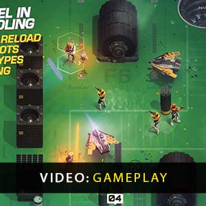 SYNTHETIK Legion Rising Gameplay Video