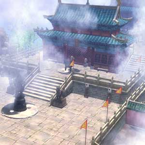 Tale of Wuxia Templo