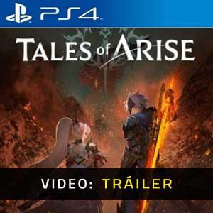 Tales of Arise PS4 Vídeo Del Tráiler