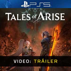 Tales of Arise PS5 Vídeo Del Tráiler