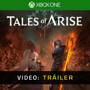 Tales of Arise Xbox One Vídeo Del Tráiler