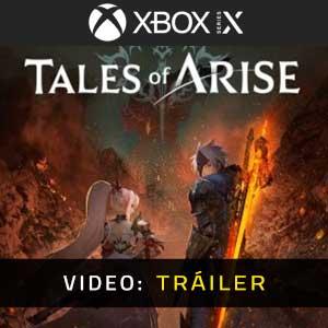Tales of Arise Xbox Series Vídeo Del Tráiler