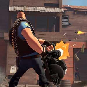 Team Fortress 2 Minigun