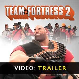 Team Fortress 2 Video del Trailer