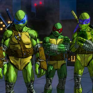 Teenage Mutant Ninja Turtles Mutants in Manhattan Xbox One - Tortugas Ninja