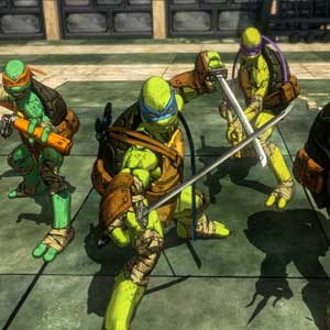 Teenage Mutant Ninja Turtles Mutants in Manhattan Gameplay