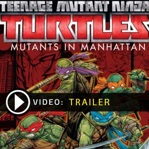 Comprar Teenage Mutant Ninja Turtles Mutants in Manhattan CD Key Comparar Precios