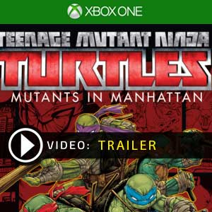 Teenage Mutant Ninja Turtles Mutants in Manhattan Xbox One Precios Digitales o Edición Física