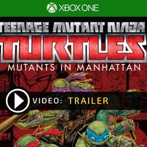 Teenage Mutant Ninja Turtles Mutants in Manhattan Xbox One Precios Digitales o Edición Física
