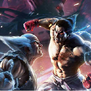 Tekken 7 Game Image