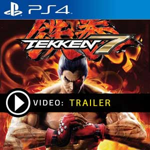 Tekken 7 PS4 Precios Digitales o Edición Física