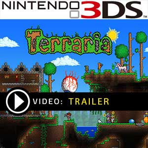 Terraria Nintendo 3DS Prices Digital or Box Edition