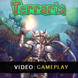 Terraria Gameplay Video
