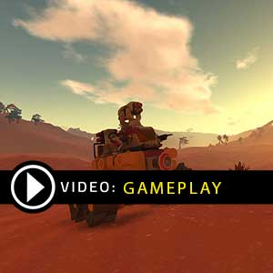 TerraTech Nintendo Switch Gameplay Video